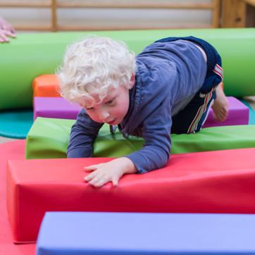Kinderfysiotherapie Breda, grote motoriek, motoriek, spelen